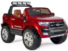 Ford Ranger Wildtrak Jeep Licensed 24v Battery Electric 4wd Ride On Toy Car Red